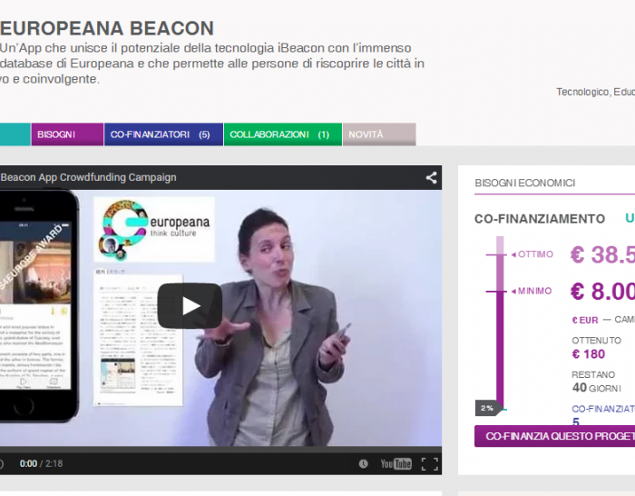 europeana beacon app ios