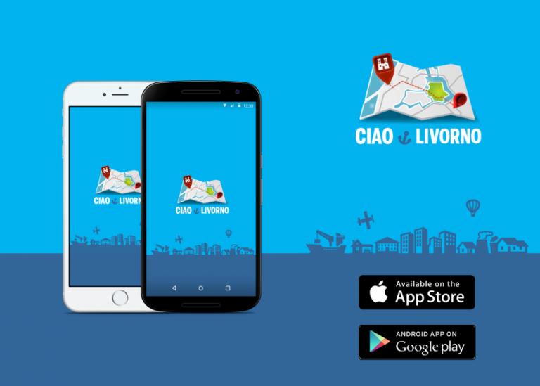 ciao livorno app mobile ios android