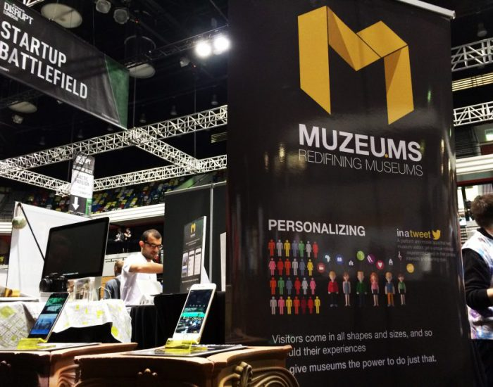 techcrunch london muzeums